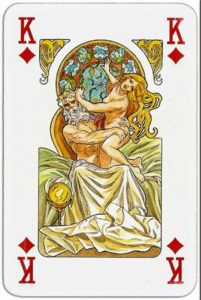 Antonella Castelli – King of diamonds