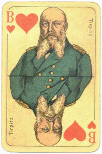 Kaiserkarte from Stralsund Jack of hearts