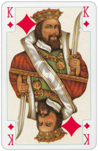 Rokoko romi Hungary – King of diamonds