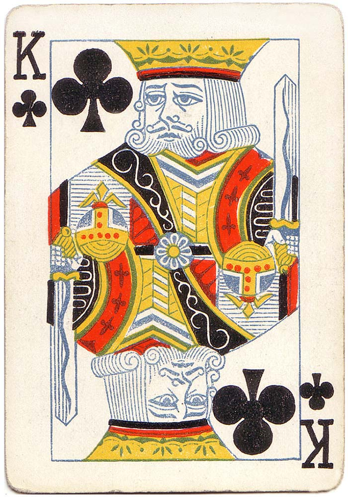 king of clubs playing card poker  playing cards top 1000