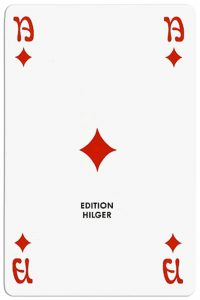 #PlayingCardsTop1000 – Ace of diamonds Arik Brauer Spielkarten