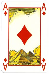 #PlayingCardsTop1000 – Ace of diamonds Martin Mystere deck