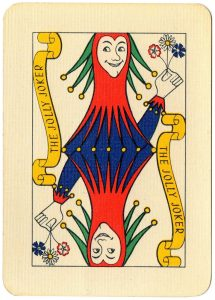 #PlayingCardsTop1000 – Joker Medimpex medicinal herbs playing cards from Hungary