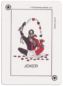 Joker deck for indian casinos in the USA