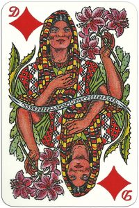 Queen of diamonds John Essberger