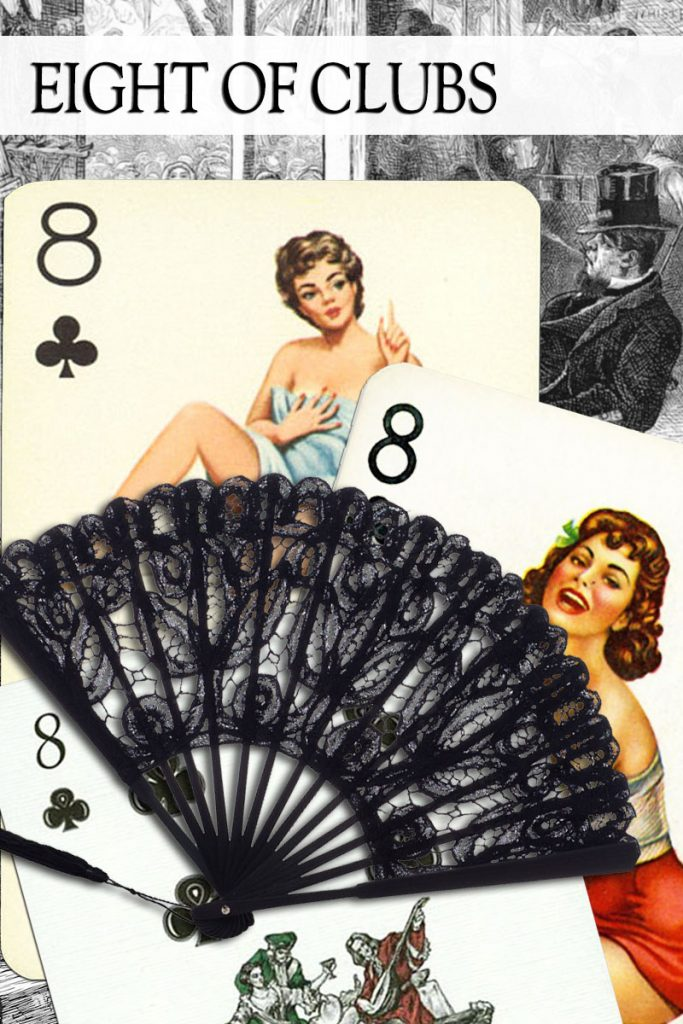 8 of clubs main image