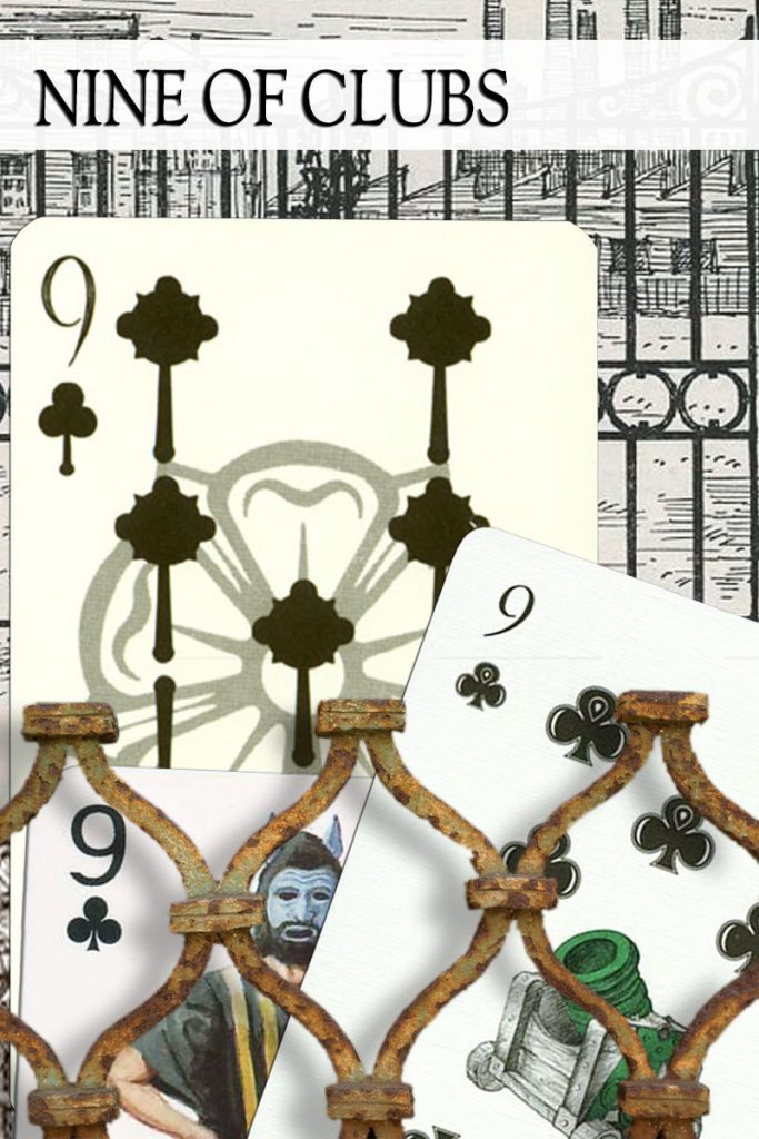 9 of clubs main image