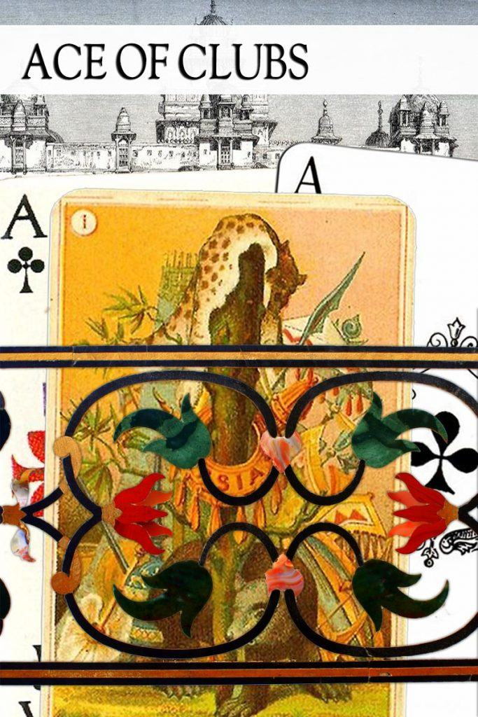 Ace of clubs main image
