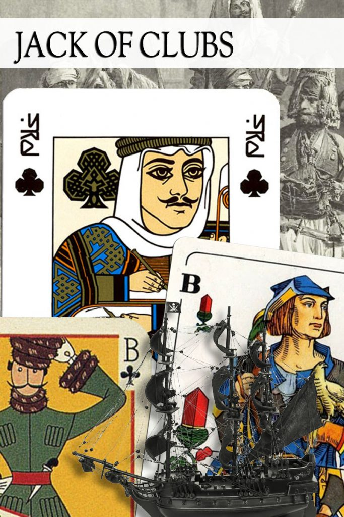Jack of clubs main image