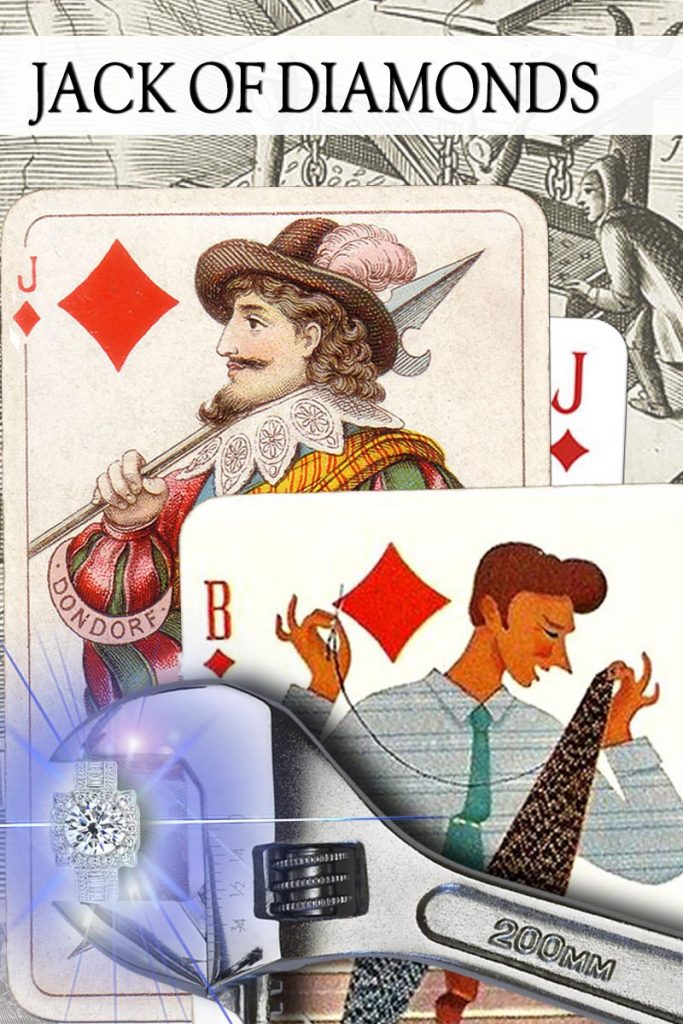 Jack of diamonds main image