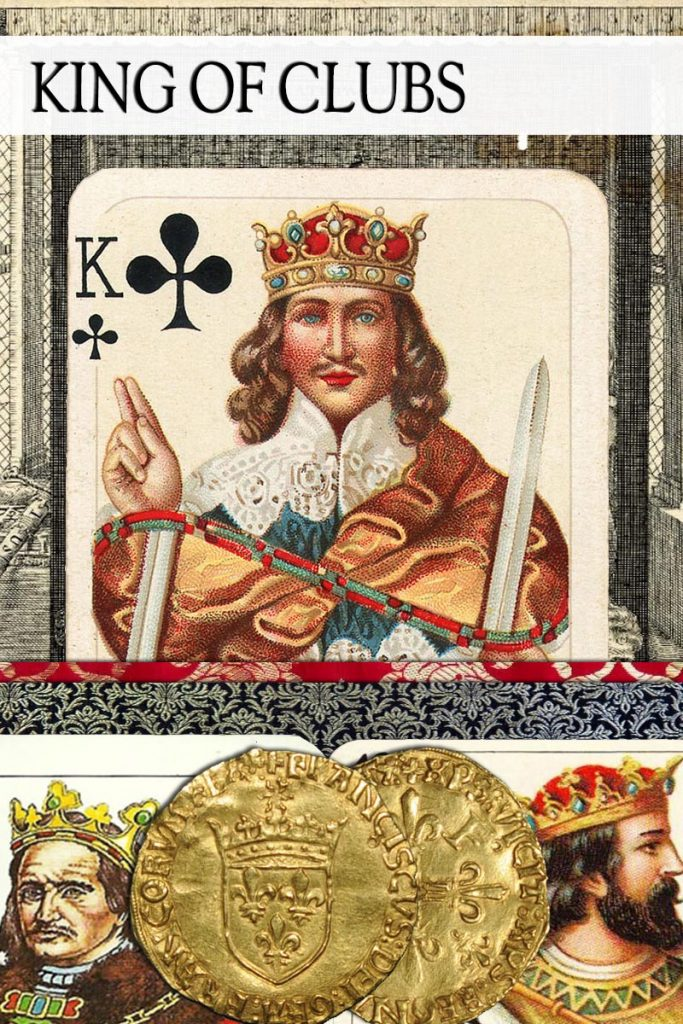 King of clubs main image