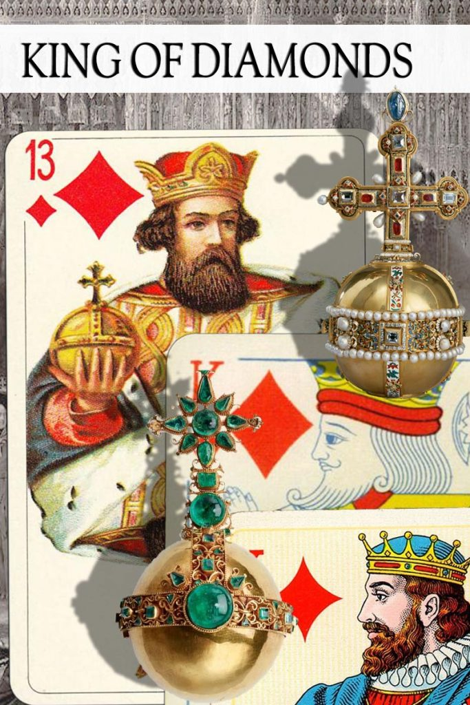 King of diamonds main image