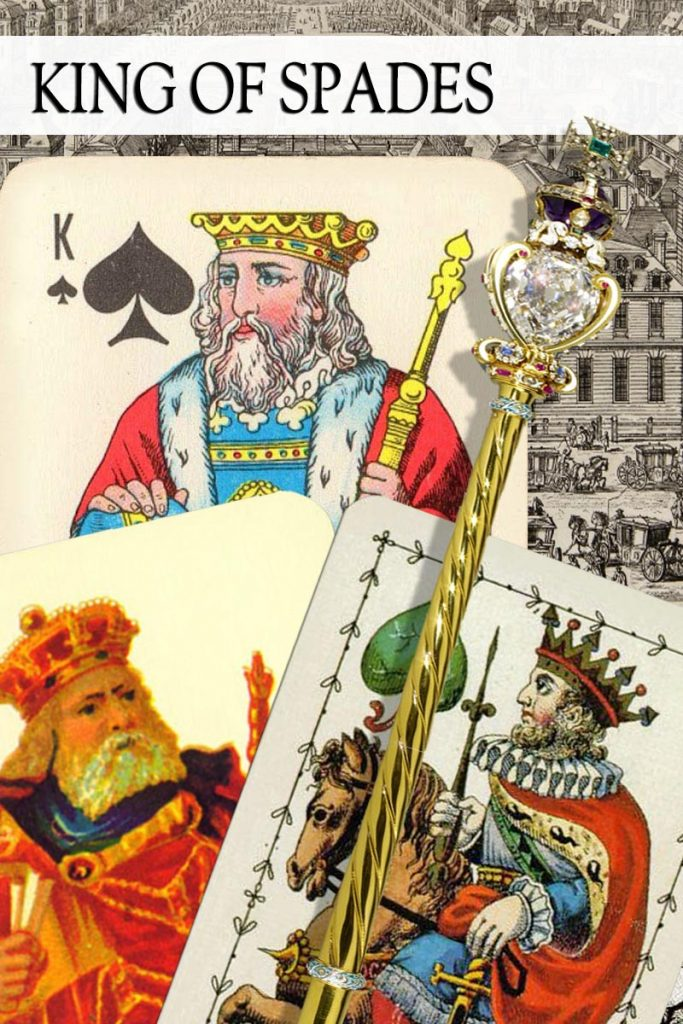 King of spades main image