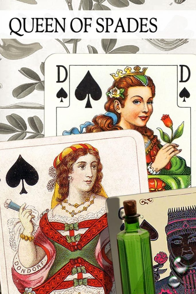 Queen of spades main image
