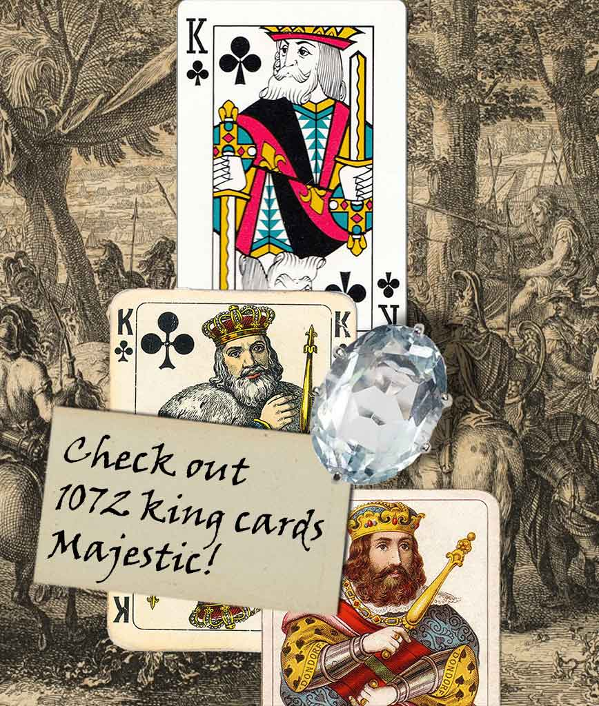 king cards collection card